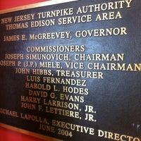 Photo taken at Thomas Edison Service Area by Michael G. on 7/5/2012