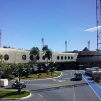 Foto tirada no(a) Aeroporto Internacional de Brasília / Presidente Juscelino Kubitschek (BSB) por Ian J. em 8/15/2012