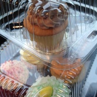 Photo taken at Rockin' Cupcakes by Jennifer D. on 3/30/2012