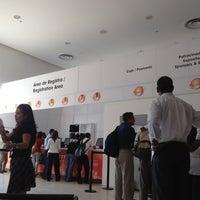 Photo taken at Centro Convenciones Hotel Las Américas by Oscar M. on 9/5/2012