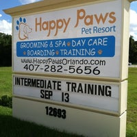 Photo taken at Happy Paws by Urban P. on 9/13/2012