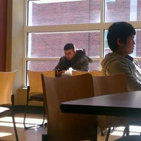 Photo taken at Milo Bail Student Center by Eric T. on 2/17/2012