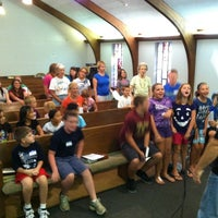 Photo taken at Grace Bible Church Chattanooga TN by Billy T. on 7/30/2012