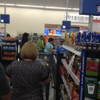 Photo taken at Walmart Supercenter by Eric H. on 7/3/2012