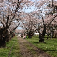 Photo taken at 青葉ヶ丘公園 by Jerry K. on 5/11/2012