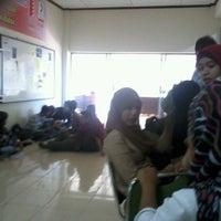 Photo taken at Politeknik Negeri Padang by Genta M. on 5/15/2012