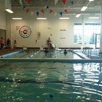 Photo taken at Tom Dolan Swim School by Gregory Y. on 6/23/2012