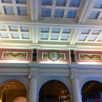 Photo taken at Waterfront Station by David D. on 4/17/2012