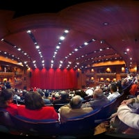 Photo taken at Teatro Municipal de Las Condes by Mario P. on 8/19/2012