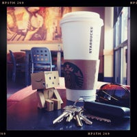Photo taken at Starbucks by Will S. on 5/18/2012
