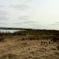 Photo taken at Lough Boora Parklands by Katie M. on 4/15/2012