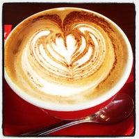 Photo taken at Espresso Alchemy by RubyK on 5/8/2012