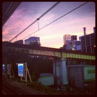 Photo taken at Ichigaya Station by まやたそ on 9/13/2012