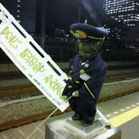 Photo taken at Hamamatsuchō Station by jujurin 0. on 3/22/2012