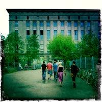 Das Foto wurde bei Berghain / Panorama Bar von Thorleif W. am 5/3/2012 aufgenommen