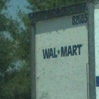 Photo taken at Walmart Supercenter by Greene T. on 5/13/2012
