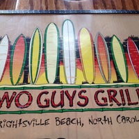 Photo taken at Two Guys Grille by Kevin R. on 4/19/2012