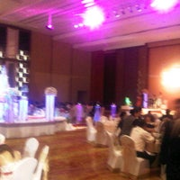 Photo taken at Pavilion Convention Hall by Phuwadit j. on 6/10/2012