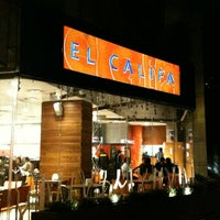 Photo taken at El Califa by Hugo C. on 2/17/2012