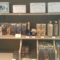 Photo taken at Chocolatier Luc Van Hoorebeke by Ulrik ⚓. on 6/14/2012