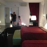 Photo taken at Hôtel Chez Swann by Ashton S. on 7/17/2012