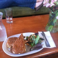 Photo taken at B Cup Cafe by Brittany B. on 4/21/2012