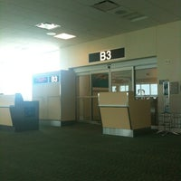 Photo taken at Concourse B by Ryan C. on 4/9/2012