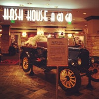 Photo taken at Hash House A Go Go by Katie S. on 2/26/2012