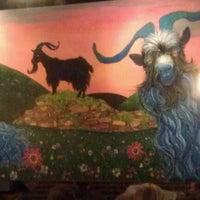 Photo taken at Blue Goat by Julie L. on 7/7/2012