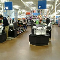 Photo taken at Walmart Supercenter by Felicia M. on 5/11/2012