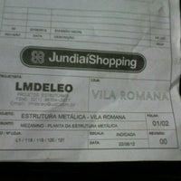 Photo taken at Vila Romana by Igor P. on 9/1/2012