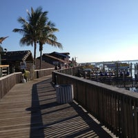 Photo taken at John's Pass Village and Boardwalk by George B. on 4/27/2012