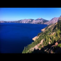 Photo taken at Crater Lake National Park by Matt V. on 8/24/2012