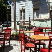 5/27/2012 tarihinde Zlata V.ziyaretçi tarafından Cafe Kala | კაფე კალა'de çekilen fotoğraf