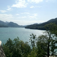 Das Foto wurde bei Schloss Fuschl Resort & Spa, Fuschlsee-Salzburg von Andreas R. am 8/23/2012 aufgenommen