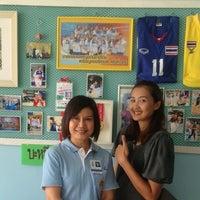 Photo taken at ร้านทีมชาติ by Pachaneeporn K. on 5/23/2012