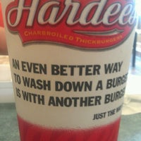 Photo taken at Hardee's by Randy F. on 6/23/2012