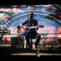 Photo taken at KROQ Coachella House 2012 by Julie E. on 4/14/2012