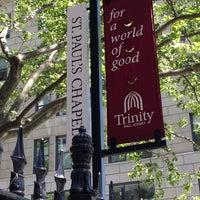 Photo taken at St. Paul's Chapel by Heidi W. on 6/15/2012
