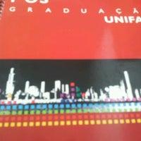 Photo taken at UNIFACS - Universidade Salvador by Rodrigo D. on 7/26/2012