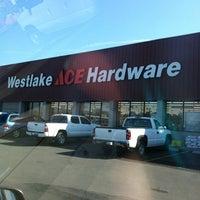 westlake ace hardware. photo taken at westlake ace hardware by lacey e. on 3/13/2012 e