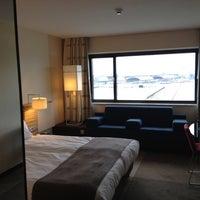 Photo taken at Mövenpick Hotel Amsterdam City Centre by Michelle D. on 6/30/2012