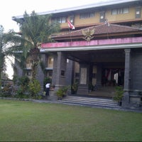 Photo taken at Bali TV by Oka Jaya on 9/11/2012