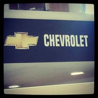 Photo taken at Carrera Chevrolet by Tom C. on 8/6/2012