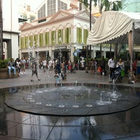 Photo taken at Bugis Junction by Michael S. on 8/10/2012