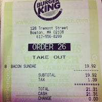 Photo taken at Burger King by seana q. on 6/14/2012