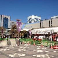 Photo taken at Kaihimmakuhari Station by Jaeyoung C. on 2/12/2012