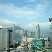 Photo taken at Hyatt Regency Hong Kong Tsim Sha Tsui by RK3666 on 8/6/2012