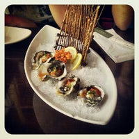 Photo taken at Ooka by Andrei S. on 5/23/2012