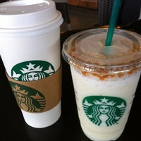 Photo taken at Starbucks by Vicky R. on 8/19/2012